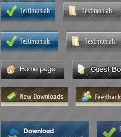 Tutorial Menu Slider Vertical En Flash Menu Button Flash Tenplate