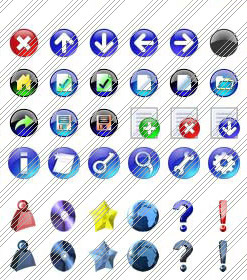 Flash List Icon Submenu Buttons In Flash Cs4