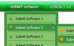 Free Menu Template Software Firefox Javascript Menu Flash Behind