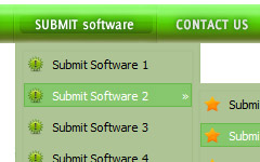 Free Flash Templates Menu Html Code Flash Changing Scroll Position