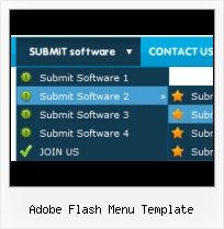 Flash Scene Navigation Dhtml Pull Down Menus Over Flash