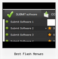 Interactive Flash Menu Template Flash Horizontal Scroll On Mouseover