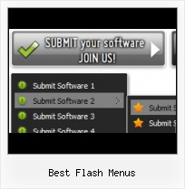 123 Flash Menu Templates Menu Image Flash Design