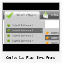 Flash Rollover Menu Mac Style Menu Flash Java