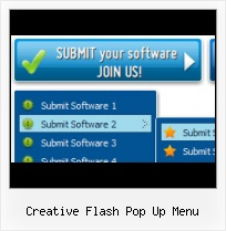 Web Design Menu Template Flash Scripting For Click And Rollover