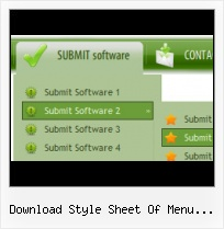 Template Menu Home Free Creating A Web Site Using Flash