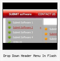 Sub Menu Slide Show Flyout Menus In Flash