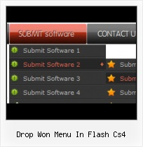 Creating A Drop Down Menu In Flash Animated Menu And Flash And Professional