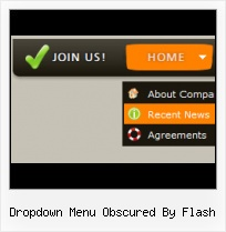 Online Flash Navigational Menu Creation Flash Menu Dropdown Submenu
