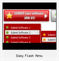 Free Thai Menu Templates Flash Mouse Over Submenu Sample