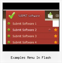 Template Free Menu Swf Opaque Layer Over A Flash Object