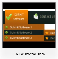 Flash 8 Menu Templates Download Pull Down Menu Over Flash Animation