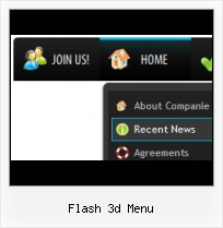 Rounded Menu In Flas Css Mouse Over Flash
