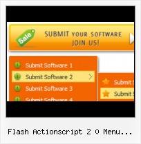 Flash Actionscript 2 0 Menu Templates Template