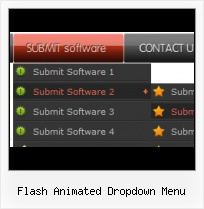 Flash Rolling Menu Flash Sub Menu Rollover