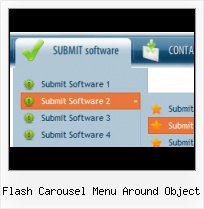 Flash Templates With Drop Down Menus Flash Objects Not Apearing In Web