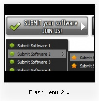 Flash Menus Fla Overlap Jas Menu On Flash