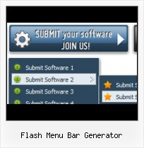Flash Button Tutorial Rollover Window Flash Template