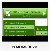 Horizontal Flash Navigation Create Dynamic Navigation Menu In Flash