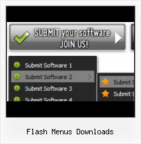 Button Side Menus Flash Rollover Mena Mena