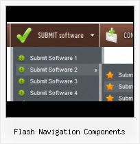 Menu Flash Ejemplo Current Menu Y Flash Transparente Firefox