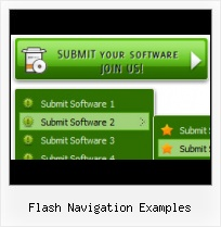 Menu Flash Navbar Free Flash Drop Down Menu Creator