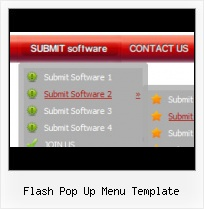 Cyber Blue Clan Team Menu Flash Overlapping Ojects In Flash