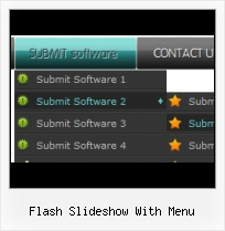 Horizontal Sliding Menu Fla Flash Rollover Menu Effects