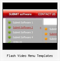 Flash 8 Menu Templates Download Flash Examples Downloads