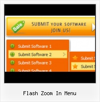 Class Menu Flash Horizontal Scrolling Flash Navigation