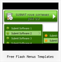 Flash Menu Templetes For Web Designing List Template Monster Drop Down Flash