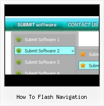 Flash Navigation Code Flash Mouse Over Effect
