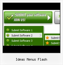 Flash Photo Gallery With Menu Pull Menu In Flash