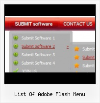 Submenu Buttons In Flash Cs4 Ajax Popups Over Flash