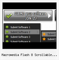 Free Horizontal Flash Menu Flash Layer Menu Overlap Under
