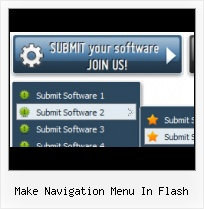Flash Menu Carrusel Rollover Button Menu Flash