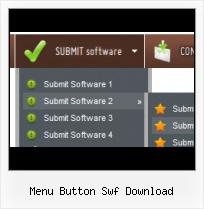 Menu Button Swf Download Template