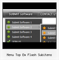 Website Templates With Flash Menu Iframe Flash And Pull Down Menu