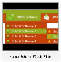 Advance Flash Menu With Effects Flash Css Menu