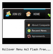 Mouseover Extensions Menu Sample Dhtml Menu Under Flash