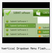 Flash Menu Sample Free Image Button Menu Flash