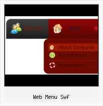 Web Menu Ideas Flash File Over Iframe
