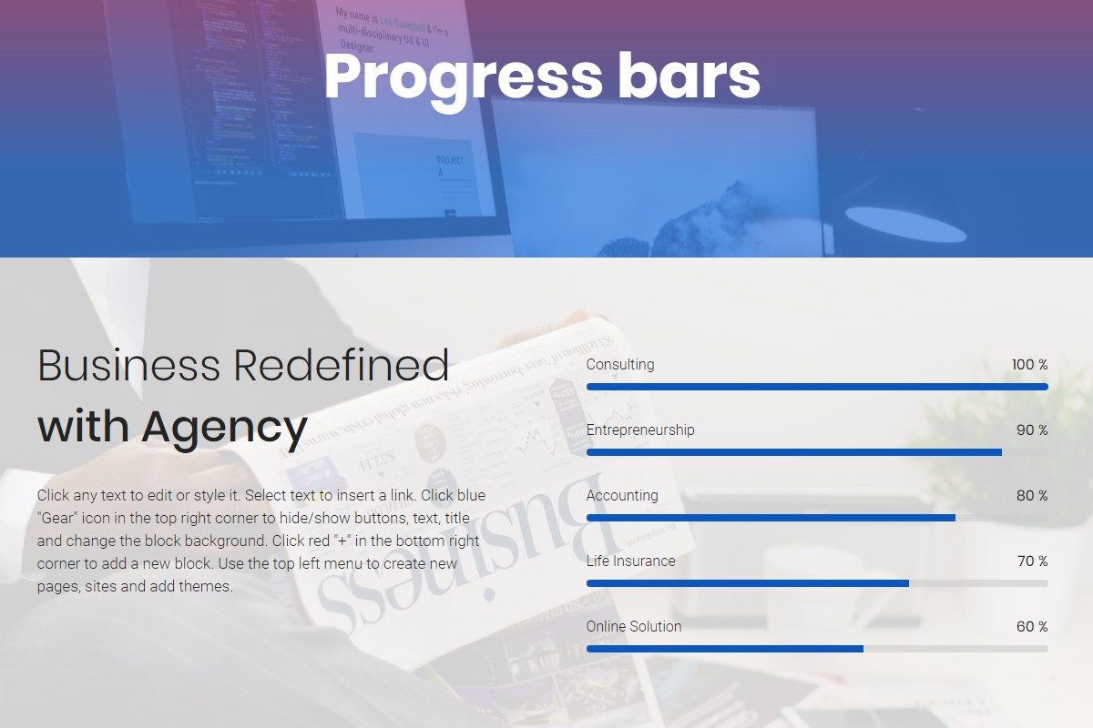 Awesome Progress Bars